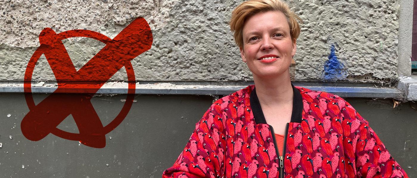 Katalin Gennburg @ Kunger Kiez Stories